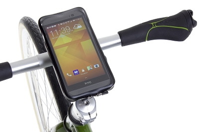 BioLogic Bike Mount WeatherCase XL for Galaxy S5, HTC One, LG G3