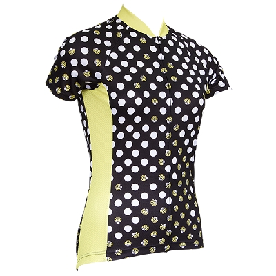 Black Lady Bug Women's Commuter Wear
