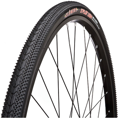 Clement Tires: Strada USH Wire beading Tire  Black in Three Sizes