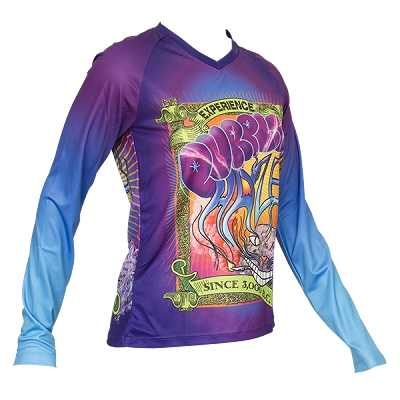 Purple Haze Women's Tech Tee Long Sleeve