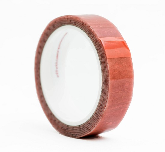 Carogna M - Tubular Gluing Tape - (wide) 25mm x 2m - For 1 wheel