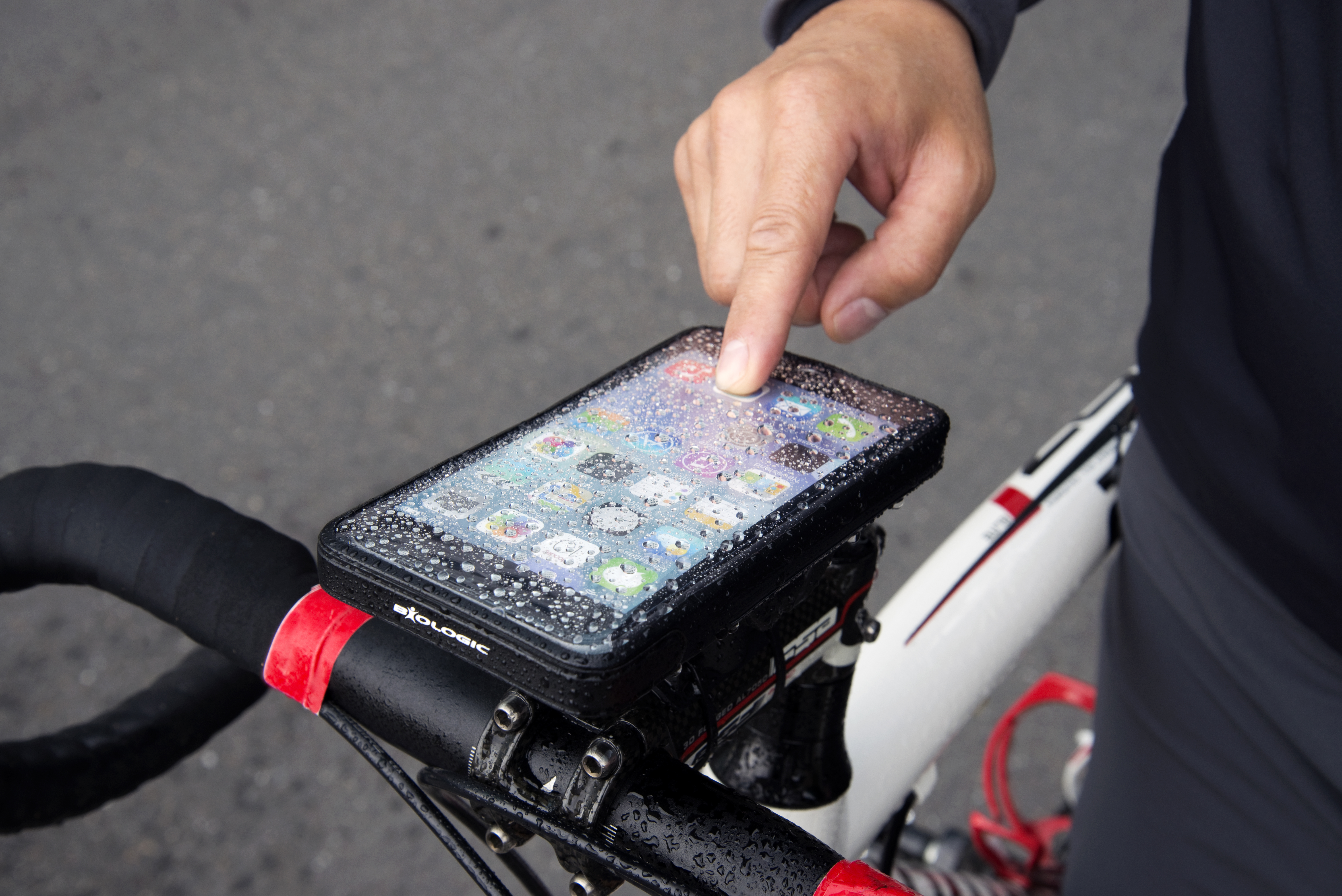 buy popular 4ebde ce7b3 BioLogic Bike Mount WeatherCase for iPhone 7/6/6s