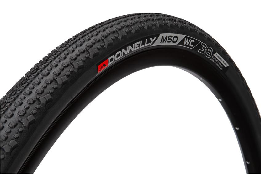 New Donnelly X'Plor MSO World Cup 700 x 36 Tubeless Ready Clincher 240 TPI