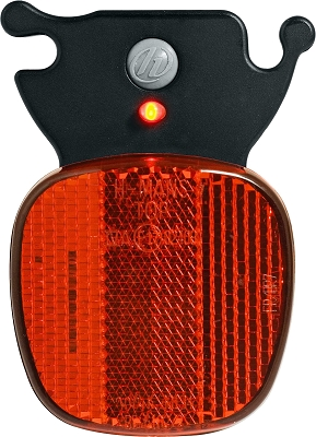 Herrmans H-Rails Taillight - Battery Powered