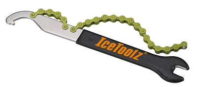 34S2 Lockring tool, freewheel turner and 15mm pedal wrench by IceToolz