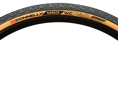 New Donnelly X'Plor MSO World Cup 700 x 40 Tubeless Ready Clincher 240 TPI