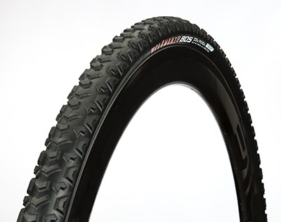Donnelly Tires: BOS 700 x 33 tubeless ready foldable bead 70 tread compound black