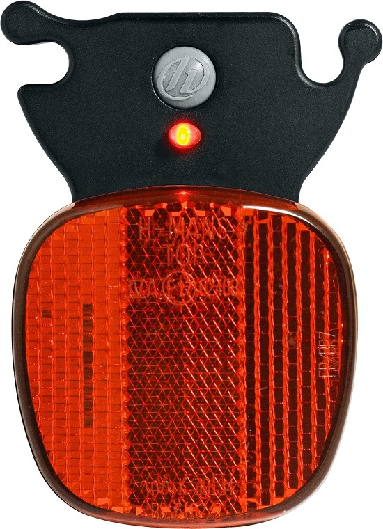 H-Rails Taillight - Battery Powered